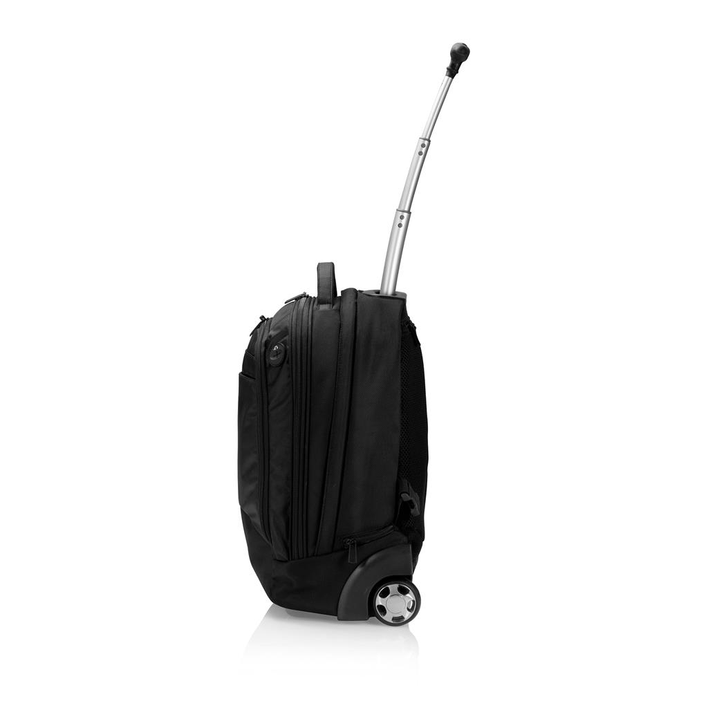Executive reistas met trolley | Polyester | 22 x 34 x 44 cm