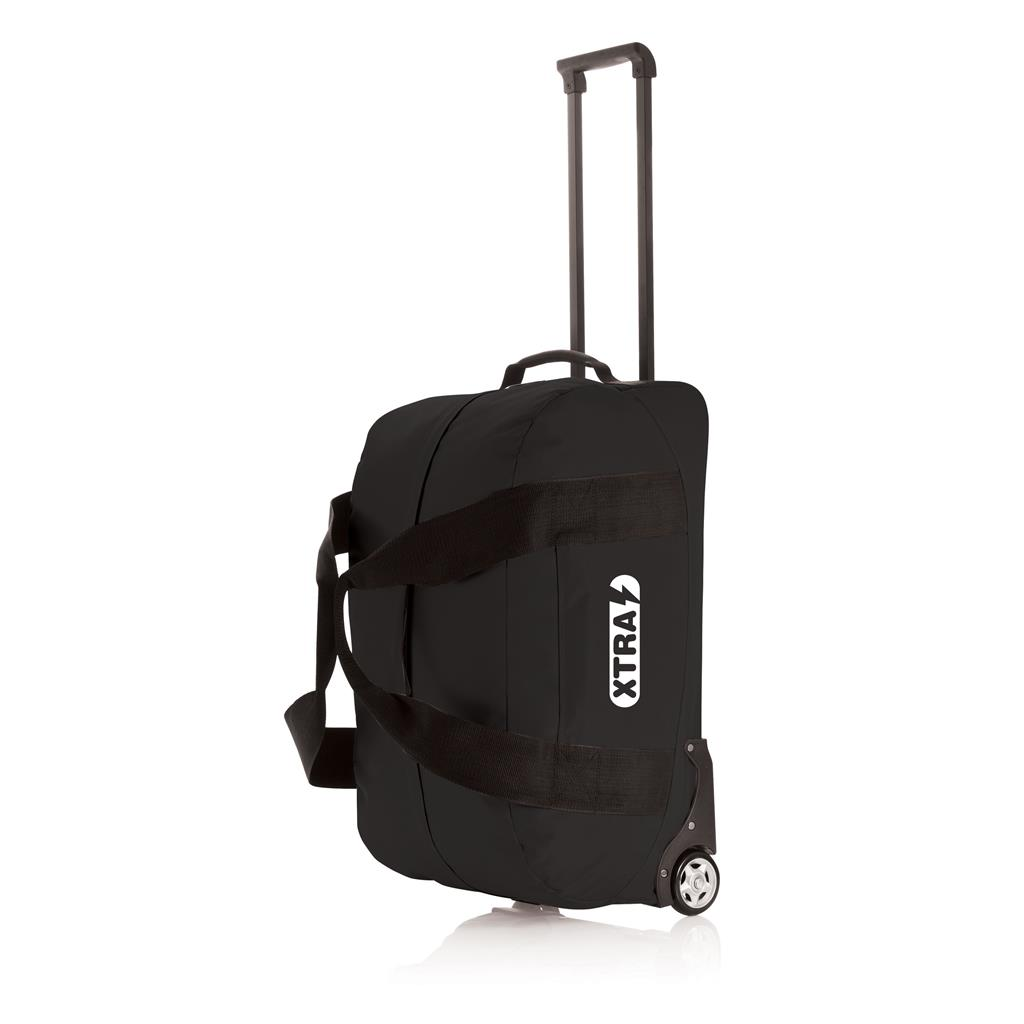 Basic weekend trolley | Polyester | 62 x 31 x 32 cm